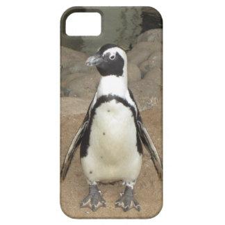 ペンギンのIphoneの場合 iPhone SE/5/5s ケース