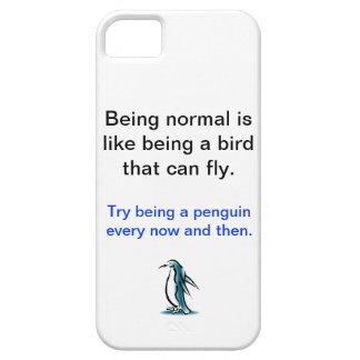 ペンギンのiPhone 5sケース iPhone SE/5/5s ケース