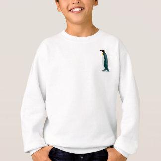 ペンギンのLinuxのイメージ スウェットシャツ