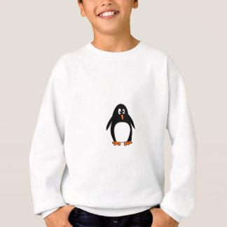 ペンギンのLinuxのタキシードのイメージ スウェットシャツ