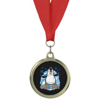 ペンギンを冷やして下さい メダル