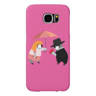 ペンギンを提案して下さい SAMSUNG GALAXY S6 ケース