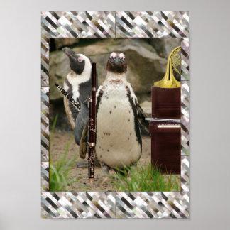 ペンギンコンサート ポスター