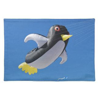 ペンギン凧 ランチョンマット