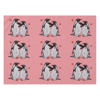 ペンギン愛テーブルクロス テーブルクロス