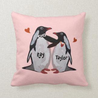 ペンギン愛枕 クッション