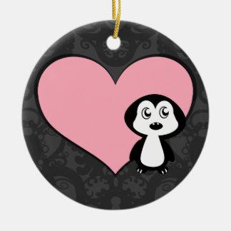 ペンギン愛II セラミックオーナメント