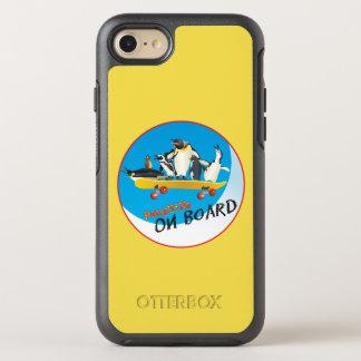 ペンギン船上に オッターボックスシンメトリーiPhone 8/7 ケース