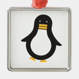 ペンギン2 メタルオーナメント