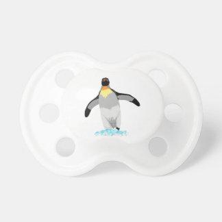 ペンギン おしゃぶり