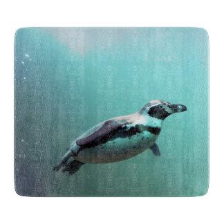 ペンギン カッティングボード