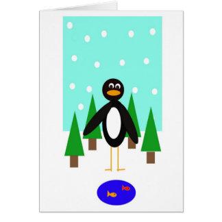 ペンギン カード