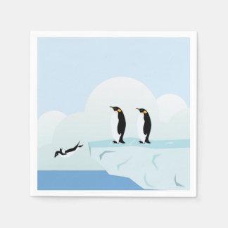 ペンギン スタンダードカクテルナプキン