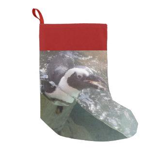 ペンギン スモールクリスマスストッキング