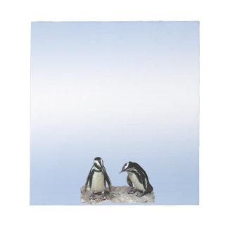 ペンギン ノートパッド