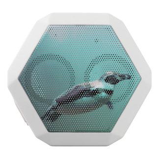 ペンギン ホワイトBluetoothスピーカー