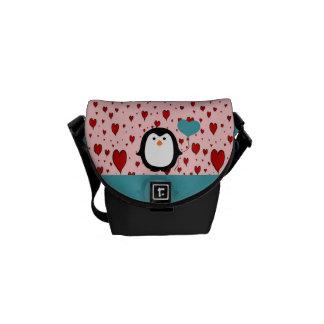ペンギン メッセンジャーバッグ