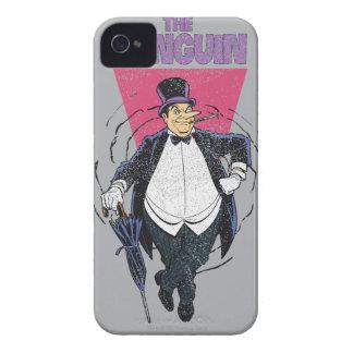 ペンギン-動揺してなグラフィック Case-Mate iPhone 4 ケース
