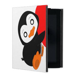ペンギン- iPad 2/3/4の場合 iPad ケース