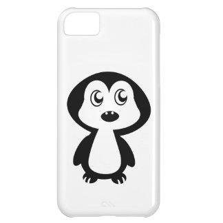 ペンギン iPhone5Cケース