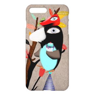 ペンギン iPhone 8 PLUS/7 PLUSケース