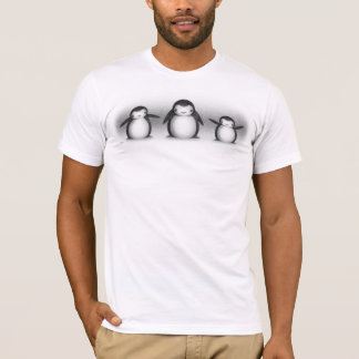 """""""ペンギン"""" Tシャツ"""