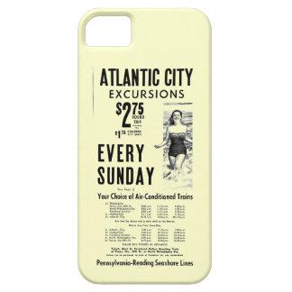 ペンシルバニアの読書海岸は1962年を並べます iPhone SE/5/5s ケース