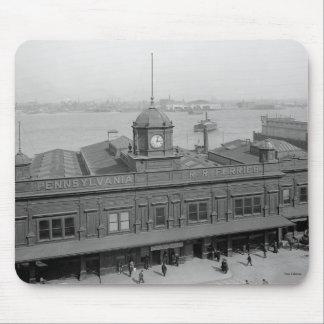 ペンシルバニアの鉄道フェリーターミナルPhila。 Pa マウスパッド