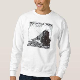 ペンシルバニアの鉄道ブロードウェイは1929年を限りました スウェットシャツ