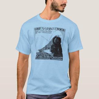 ペンシルバニアの鉄道ブロードウェイは1929年を限りました Tシャツ