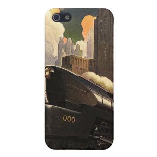 ペンシルバニアの鉄道ポスター iPhone 5 CASE
