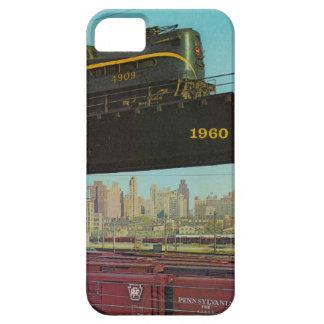 ペンシルバニアの鉄道年報のiPhone 5の場合 iPhone 5 カバー