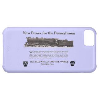 ペンシルバニアの鉄道1926年のための力 iPhone5Cケース