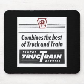 ペンシルバニアの鉄道TrucTrainサービス マウスパッド