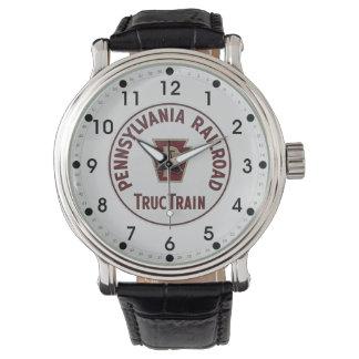 ペンシルバニアの鉄道TrucTrainサービス 腕時計