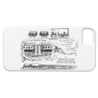 ペンシルバニアは1887年を限りました iPhone SE/5/5s ケース