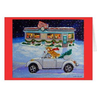 ペンブロークのウェルシュコーギーカード カード