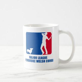 ペンブロークのウェルシュコーギー コーヒーマグカップ