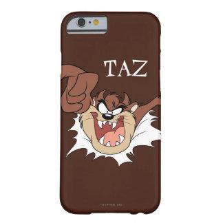 ページを通って破烈するTAZ™ BARELY THERE iPhone 6 ケース