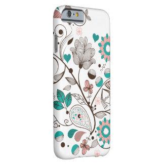 ペーズリーの美しいデザイン BARELY THERE iPhone 6 ケース