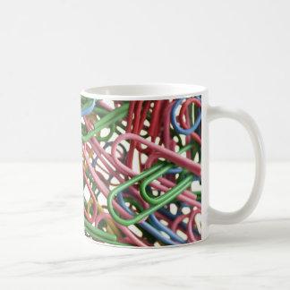 ペーパークリップのコーヒー・マグ コーヒーマグカップ