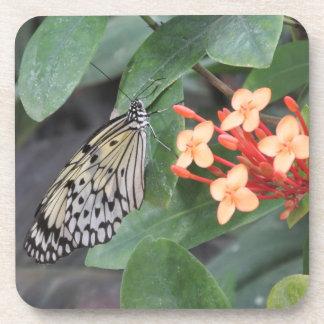 ペーパー凧の蝶コースター コースター