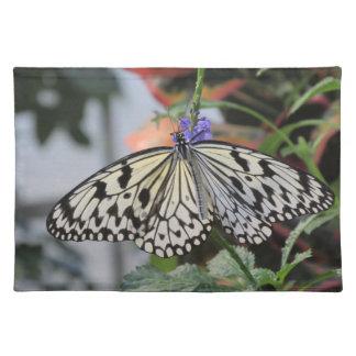 ペーパー凧の蝶ランチョンマット ランチョンマット