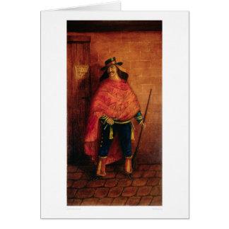 ホアキンMurieta (0076A)メキシコ強盗 カード
