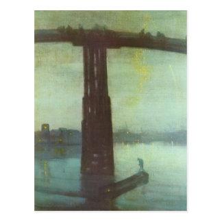 ホイスラーの芸術作品 ポストカード