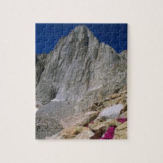 ホイットニー山、カリフォルニア ジグソーパズル