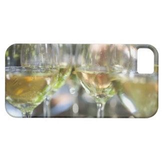 ホストはゲストのためのtorrontesのガラスをで注ぎます iPhone SE/5/5s ケース
