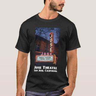 ホセの劇場の暗闇のTシャツ Tシャツ