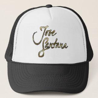 ホセサンタナのロゴの帽子 キャップ