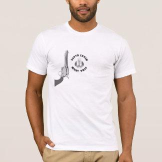 """ホセ""""ピストル"""" Villariscoの白写真 Tシャツ"""